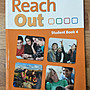 REACH OUT STUDENT BOOK 4 9780194853323 WETZ OXFORD 八成新