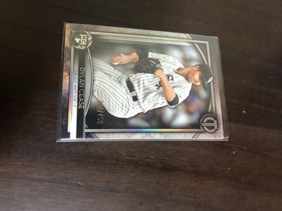DYLAN CEASE 限348/450 TOPPS 2020 厚板閃亮卡