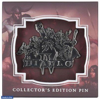 【丹】BZUS_Diablo IV Classes Collector's Edition Pin 暗黑破壞神 別針