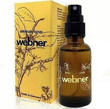 webner~葦柏納~金縷梅私密水~30ml~可面交~全新~ (( 2瓶 ))