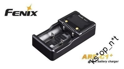 {MPower} Fenix ARE-C1+ LCD 充電器 Charger (18650, 2A ) - 原裝行貨
