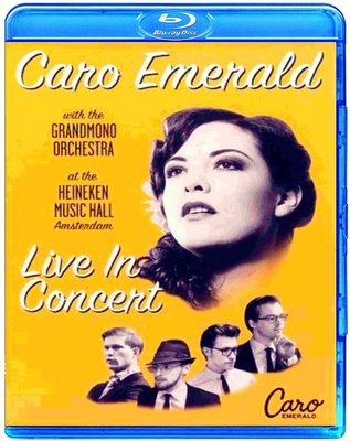 Caro Emerald Live in Concert at the Heineken Music Hall 藍光@XI31227