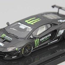 1/64 Lamborghini Aventador LP700 Monster Energy Liberty Walk 魔爪 林寶堅尼 兰博基尼