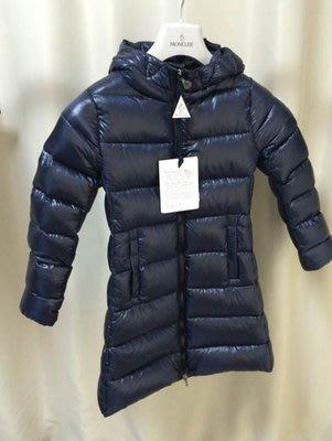 [ VI-KEY_SHOP 代購小鋪 ]MONCLER MOKA修身長版羽絨服