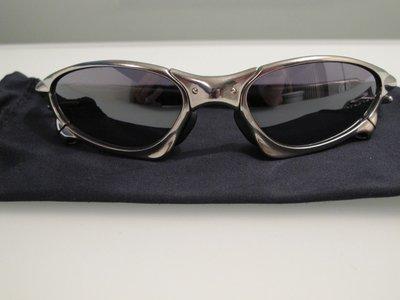 Oakley X Metal Penny Polished 黑色鏡片 附OAKLEY 眼鏡盒  現貨~絕版 98% 新