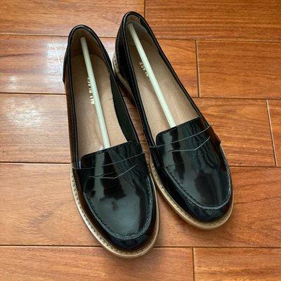 【二手鞋】ALL BLACK  Classmate學生鞋 36號
