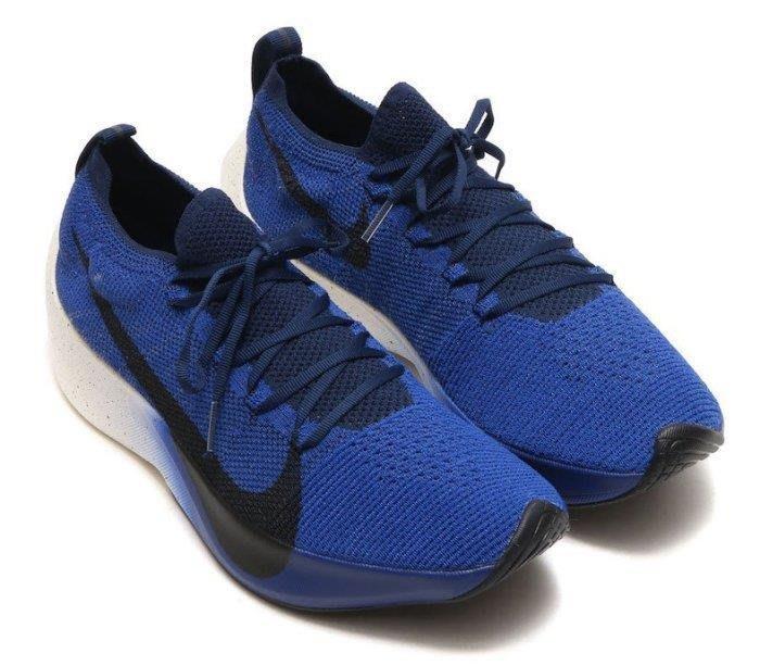 (土豆)NIKE VAPOR STREET FLYKNIT 皇家藍 輕量 運動休閒 慢跑跑步鞋 男跑步鞋 AQ1763-400
