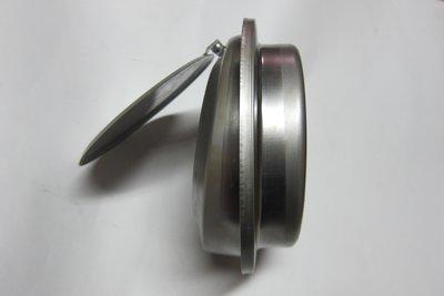 不銹鋼304材質,(逆止風門)屋內廚房排油煙管裝置結構 , 排油煙機逆止風門, 防止風雨倒灌,管道間異味入內