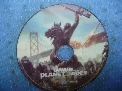 [無殼光碟]KN  猩球黎明 Dawn of the Planet of the Apes 西洋電影  1片DVD
