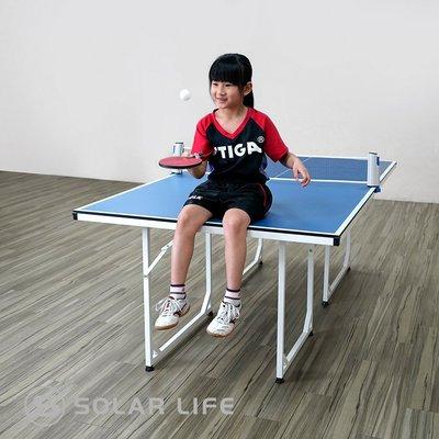奧林匹克3/4中型桌球桌8001 SUZ.兒童親子客廳乒乓球台桌球檯