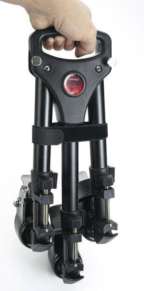 呈現攝影-YUNTENG DOLLY 901專業腳架滑輪 可伸縮 大滑輪 三腳架滑輪 攝影棚 收納袋 工作室