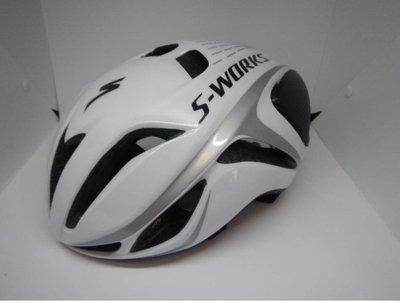 S-Works  Evade  Ibedo  Asia專業頭盔(白) S / M 54-60 cm