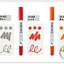 ✿小布物曲✿日本進口專用彩繪筆- NUNO DECO共計15色單支販售價