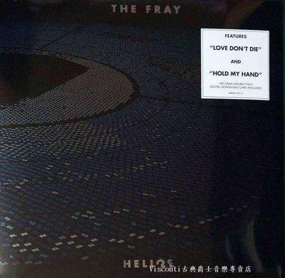 @【SONY】The Fray:Helios衝突樂團:太陽神(黑膠唱片)