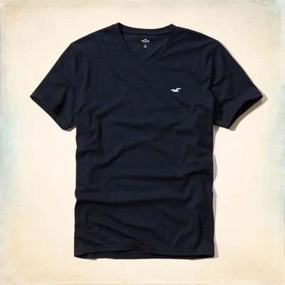 HOLLISTER 短袖T恤 324-369-0776-023 MY-麋鹿全新官網真品 AF A&F HCO 海鷗