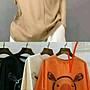 最新新款 每款一件  洋裝 花 橘  黑 駝色衣