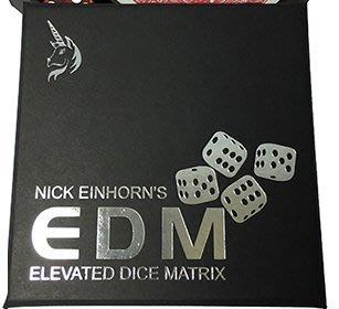 【天天魔法】【S671】正宗原廠~骰子集合(Elevated Dice Matrix)(四幣集合之骰子版本)