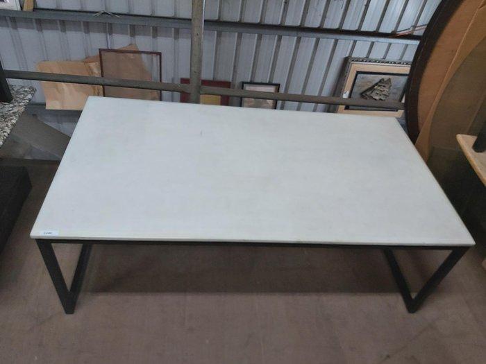 巨業搬運寄倉=更新二手倉庫 石面茶几 長方桌 餐桌 工作桌
