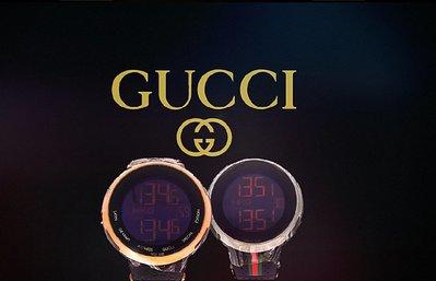 【英皇精品集團 】GUCCI.I-GUCCI 現代數位 科技系列對錶