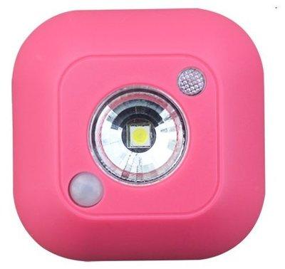 成本出清售完下架 原裝高科技智能紅外線人體感應燈 led節能感應燈 感應小夜燈床頭燈 走道燈 居家照護燈 4號電池款