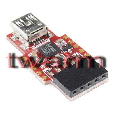 《德源科技》d)(特價*)現貨 Sparkfun原廠 USB-to-Serial Bridge - µUSB-PA5
