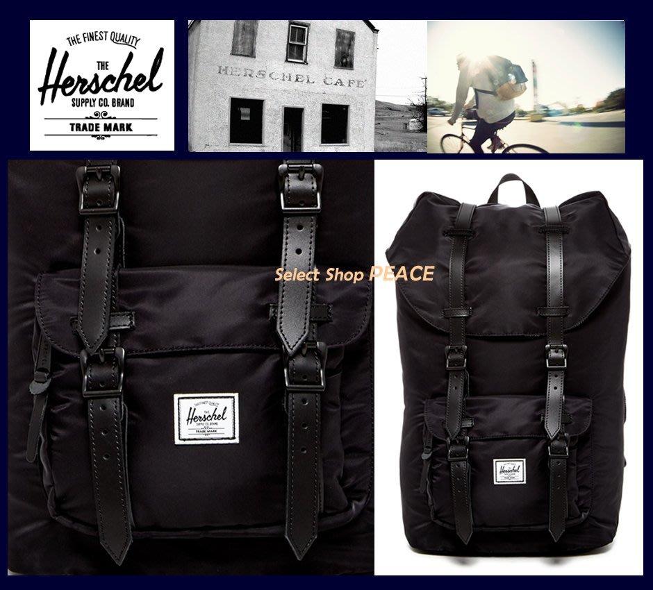 Herschel Supply Co.加拿大【現貨】後背包 Little America Nylon