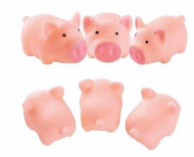 2元1個 紓壓玩具小豬 兒童玩具 尖叫豬 怪叫豬 慘叫豬 粉紅小豬 迷你豬 叫聲豬 可愛小豬 小豬玩具