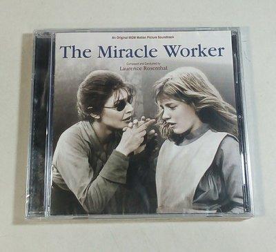 """""""熱淚心聲(The Miracle Worker)""""- Laurence Rosenthal(22),全新美版"""
