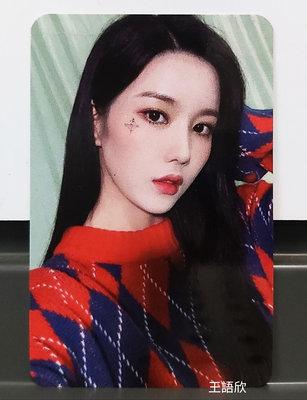 現貨✅ IZ*ONE 恩妃 官方 簽售 小卡 迷你三輯 ONEIRIC DIARY 專輯 韓國進口