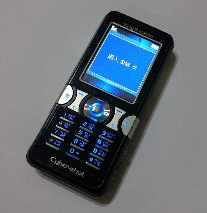 ☆1到6手機☆ Sony Ericsson k550i 《全新旅充+原廠電池》功能正常 宅配優惠免運