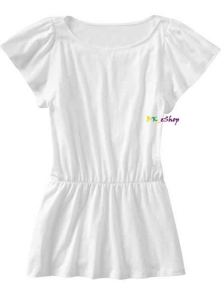 【美衣大鋪】☆ OLD NAVY 正品☆Jersey Flutter-Sleeve Tunics 美上衣~2色