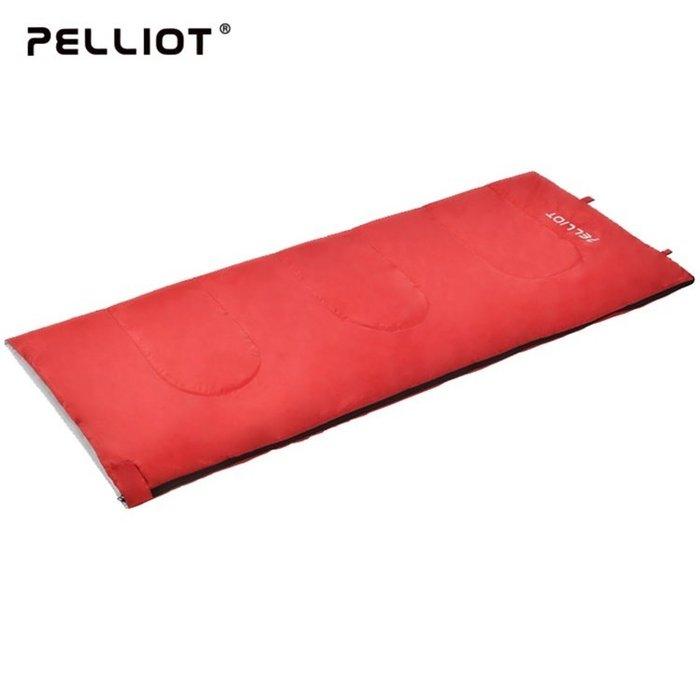 【露西小舖】Pelliot防潑水兒童單人睡袋可拼接成雙人兒童保暖睡袋兒童學生睡袋兒童室內睡袋兒童單人被子適合四季登山露營