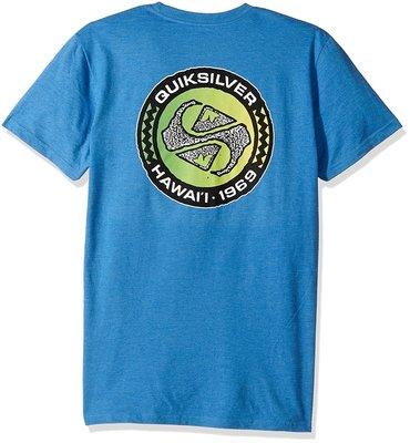 Quiksilver 全新 現貨 短袖T恤 wallow 胸寬52~53公分 L  保證正品