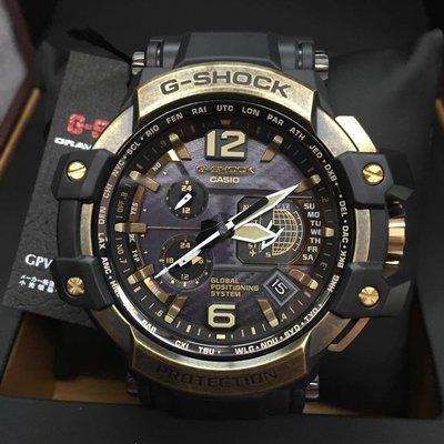 2015紀念錶款 G-SHOCK & OCEANUS GPW-1000TBS網拍唯一全球限量500支黑金配色只有屌而已