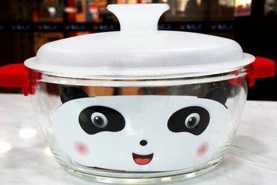 全新鍋寶耐熱玻璃水晶鍋(開發金