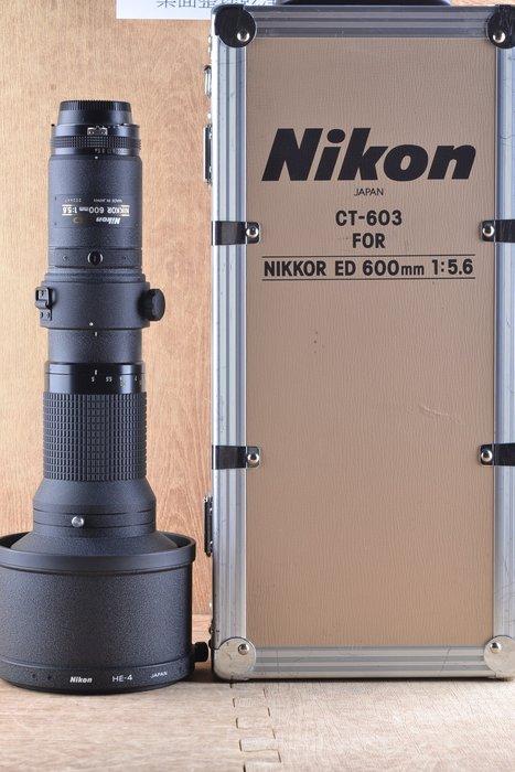 【品光攝影】Nikon Nikkor AI-S 600mm F5.6 ED 定焦 望遠 手動 大砲 #46182J