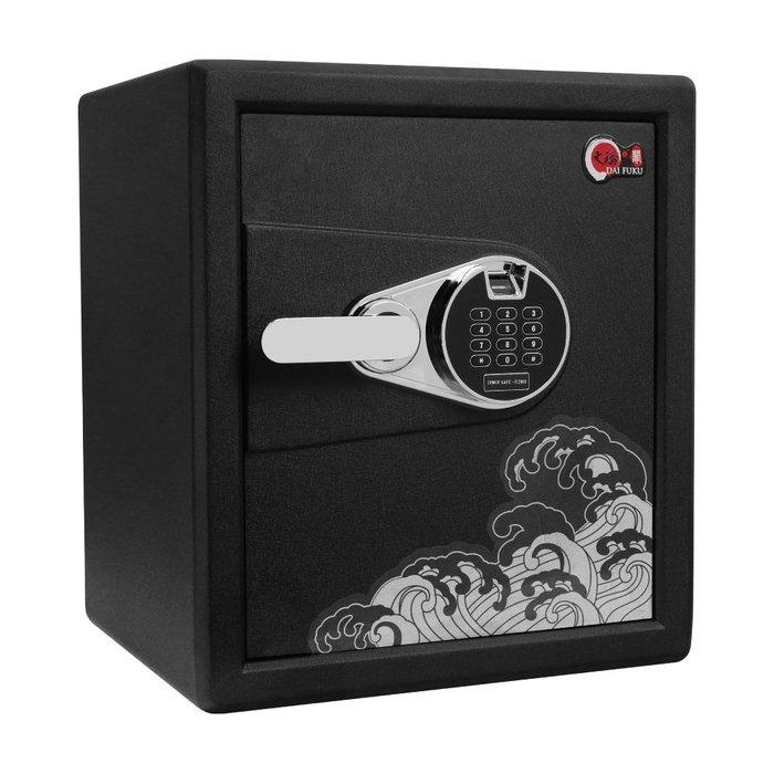 大福 小關 密碼指紋 45 保險箱 3715