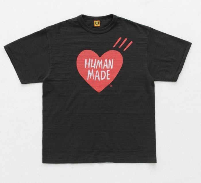 ☆AirRoom☆【現貨】2019SS HUMAN MADE BIG HEART LOGO HM17TE023 大 愛心
