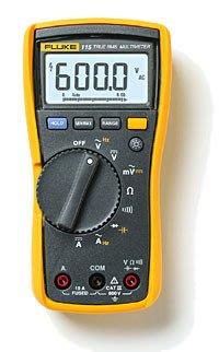 TECPEL 泰菱 》FLUKE 115 專業級 萬用電錶 電表 電容 頻率 三用電表