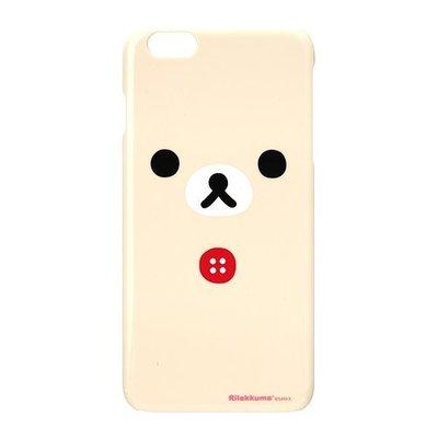 尼德斯Nydus~* 日本正版 牛奶妹 牛奶熊 拉拉熊 懶懶熊 手機殼 硬殼 iPhone6+ Plus 5.5吋