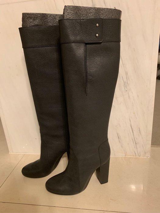 3.1 Phillip Lim 黑色 長筒靴 37.5號