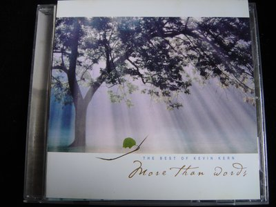 【198樂坊】More Than Words Best of Kevin Kern(...台版)DH