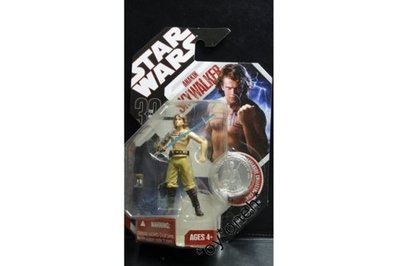 HASBRO STAR WARS EXPANDED UNIVERSE COLLECTOR COIN ANAKIN SKYWALKER 21853
