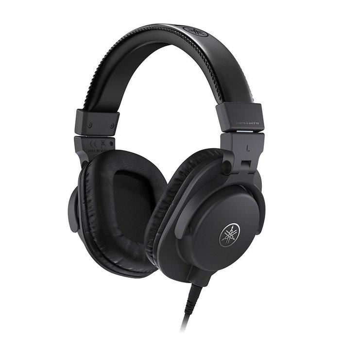 【六絃樂器】全新 Yamaha HPH-MT5 專業監聽耳機 / 工作站錄音室 專業音響器材