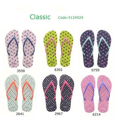 女拖鞋 dupe' Classic 系列 巴西人字拖鞋