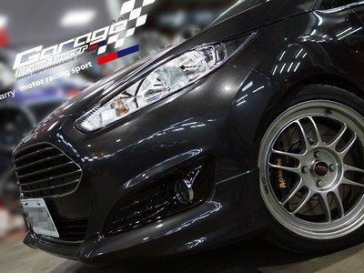 德朋國際/ AP RACING Ford Fiesta專用  CP-5200 四活塞卡鉗 制動升級
