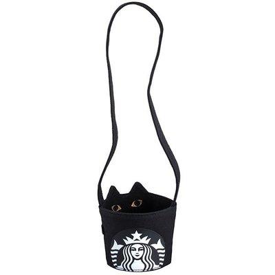Starbucks 星巴克 黑貓便利單杯提袋 2019/10/9上市