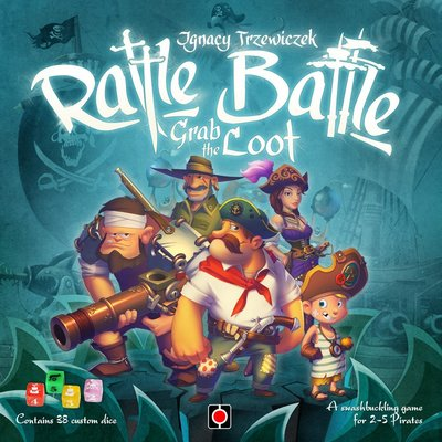 Rattle, Battle, Grab the Loot 英文現貨