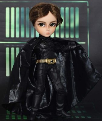 SDCC 特別版 Pullip Taeyang Batman 14吋 The Dark Knight Rises Batman 蝙蝠俠 DC Comics