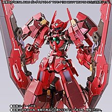 Metal Build Gundam Astraea Type-F 'Avalung' Option Set 高達 正義女神